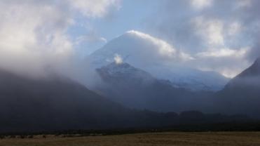 001 Volcán Lanín