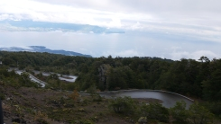003 auf dem Volcán Osorno