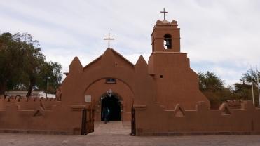 002 Kirche von San Pedro de Atacama