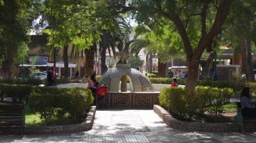 003 Combarbalá Plaza de Armas