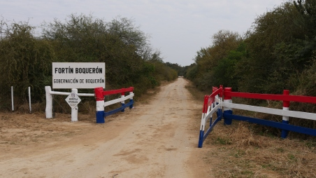 001 Fortín Boquerón