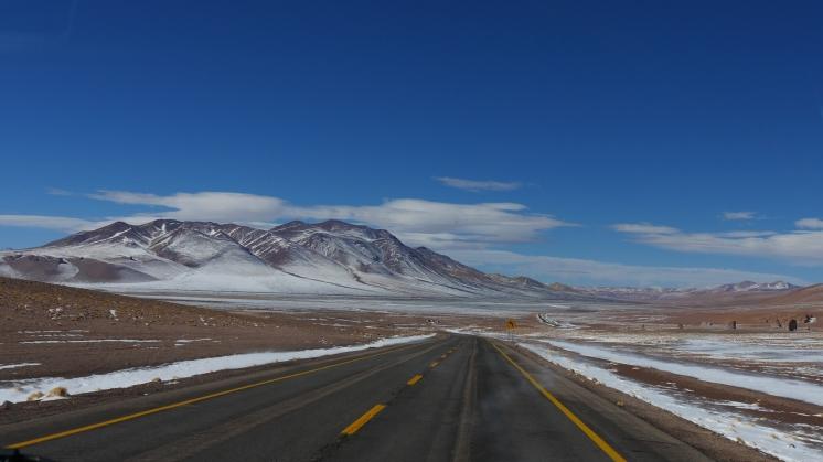 002 Paso Jama nach Argentinien
