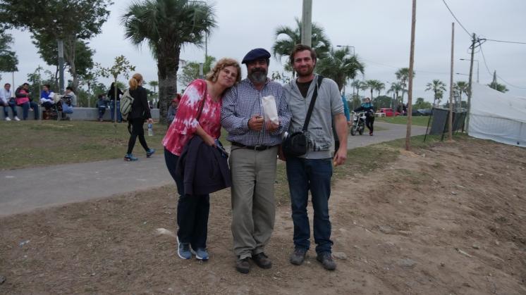 003 Con Silvana y Lisandro en Corrientes