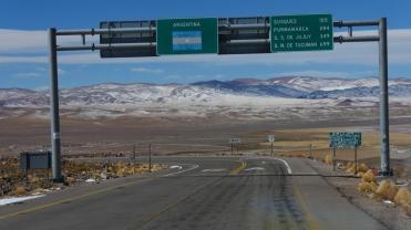 003 Paso Jama nach Argentinien