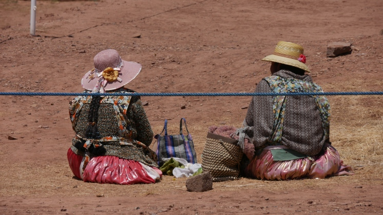 009-cholitas