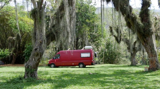 001 Camping Fogota bei San Gil