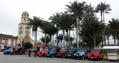 001 Jeeps in Salento