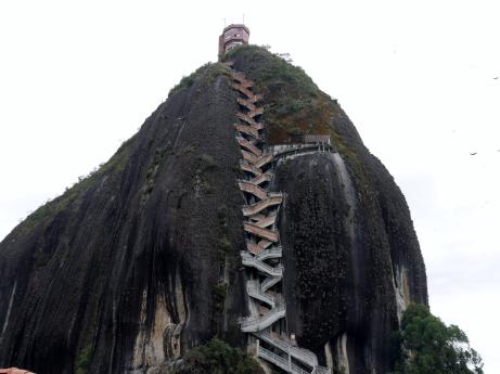 002 Peñón de Guatapé