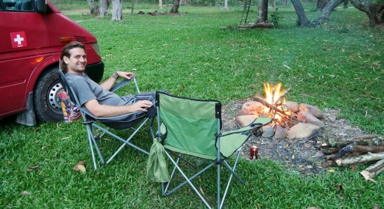 003 Camping Fogota bei San Gil