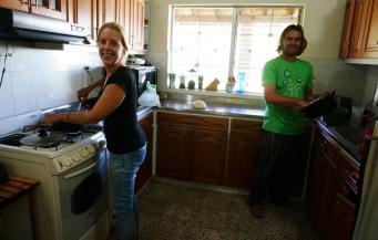 004 In der Küche Camping Al Bosque