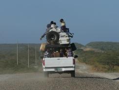 006 Voll bepackt nach Cabo de la Vela