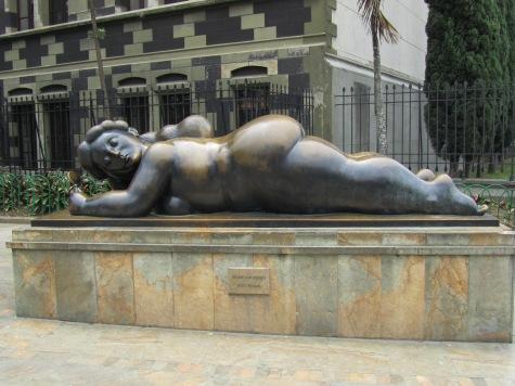 007 Plaza de las Esculturas Botero