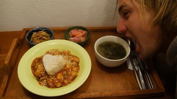 008 Comida Coreana in Villa de Leyva