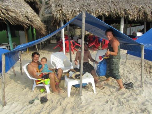 01 Bahía Blanca Isla Barú