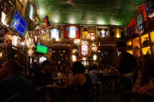 01 Beim Argentinier in Cartagena