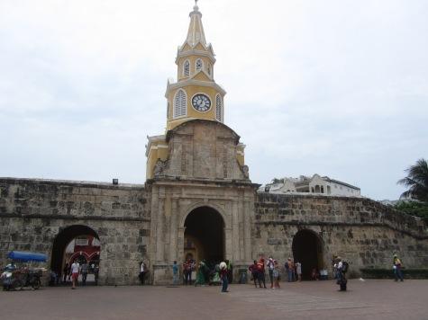 01 Puerta del Reloj Cartagena