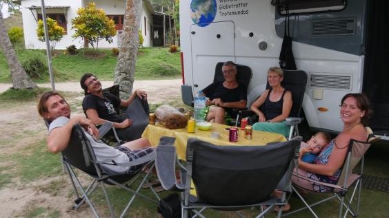 01 Schweizer Runde auf dem Camping Los Angeles