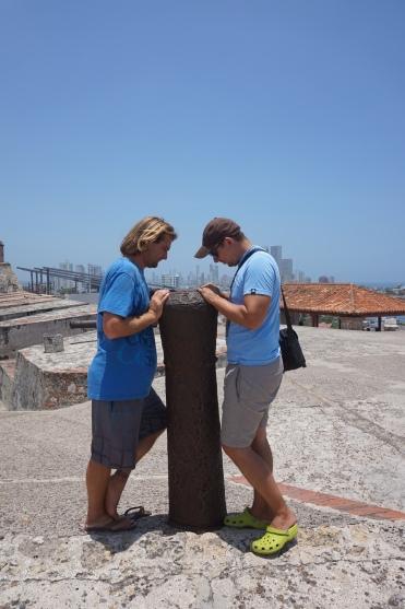 04 Castillo de San Felipe Cartagena