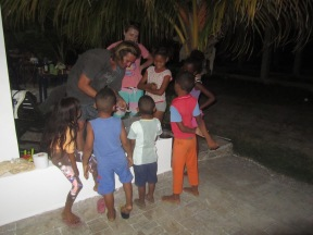 07 Kochen mit Kindern in La Boquilla