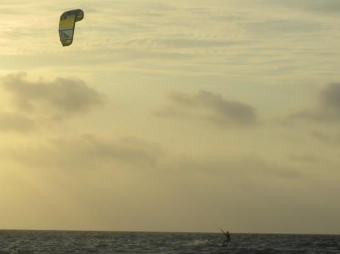 10 Kiten in la Boquilla