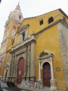 13 La Catedral de Cartagena