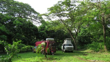 001 Camping Cabañas Cañas Castilla