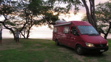 001 Stellplatz Playa Rajada