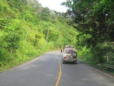 001 Unterwegs nach Costa Rica