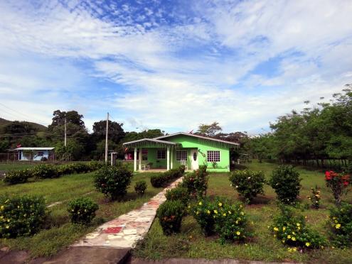 002 Haus in Panama