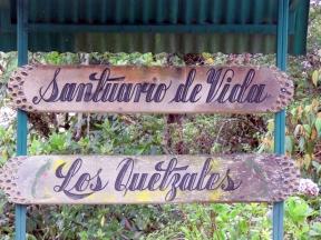 002 Sendero Los Quetzales