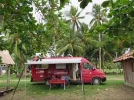 002 Stellplatz Beach Cabines Las Lajas