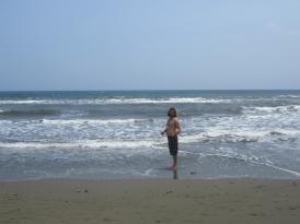 003 Am Bala Beach in Maria Chiquita