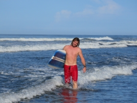 003 Surfen Las Lajas