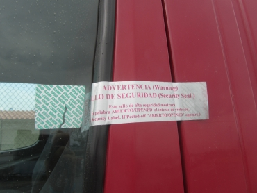 004 Hartnäckige Sicherheitsaufkleber