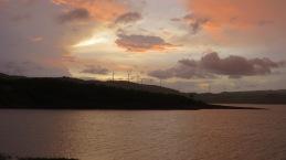 005 Abendstimmung Lago Arenal
