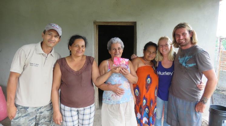 001 Ankunft bei Fausto Ramon & Familie