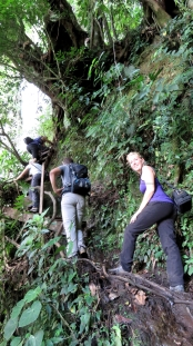 002 Wanderung Peñas Blancas
