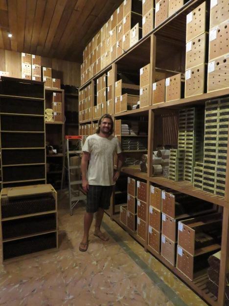 006 Mombacho Cigars