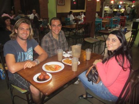 001 mit Martín & Andrea