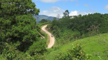 002 Überland nach Copán