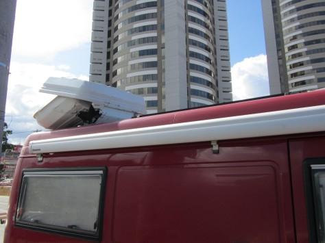 002 Minus eine Dachbox
