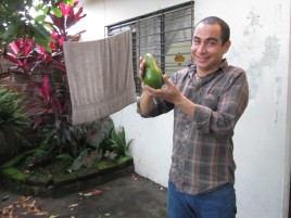 003 Avocado-Pflücken bei Martín