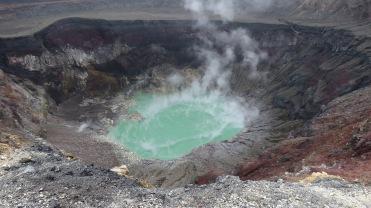 003 Volcán Santa Ana