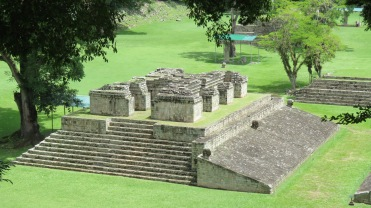 005 Copán Mayaruinen