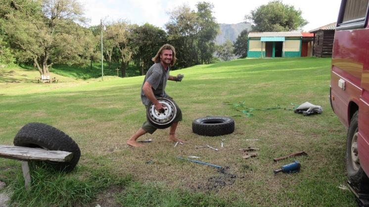 005 Reifenwechsel