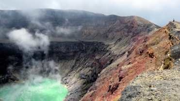 005 Volcán Santa Ana