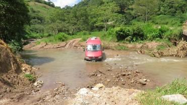 008 Überland nach Copán