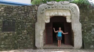 011 Museo del Esculpturas Copán