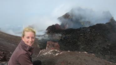 001 Krater Volcán Pacaya