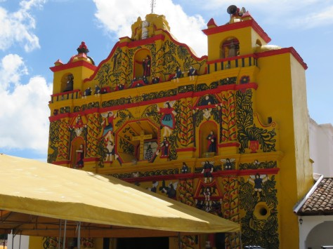 002 Iglesia San Andrés Xecul